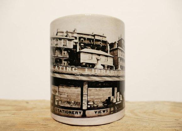 Vintage Ventnor Old Seafront Mug