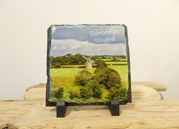 Bembridge Windmill Rock Slate