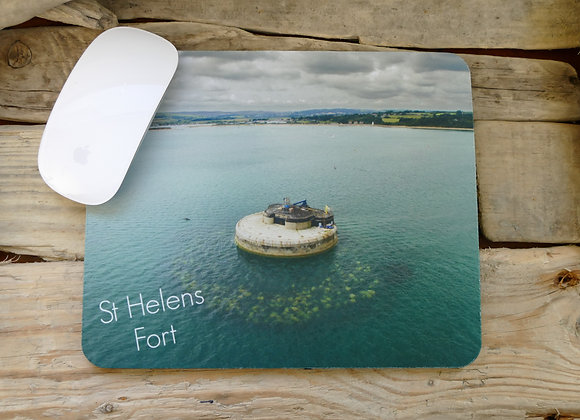 St Helens Fort Mouse Mat