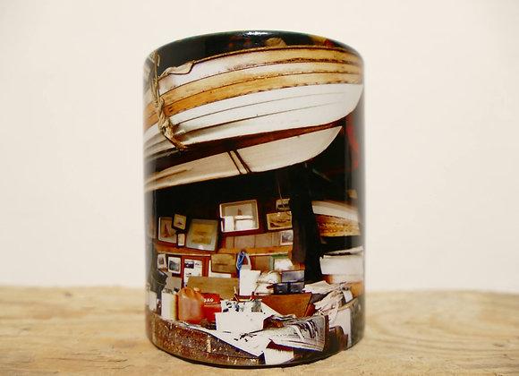 Vintage Ventnor The Boathouse Mug