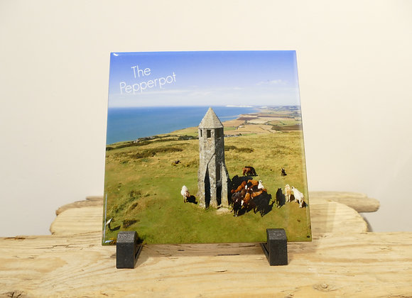 The Pepperpot Tile