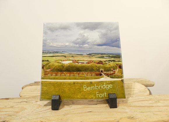 Bembridge Fort Tile