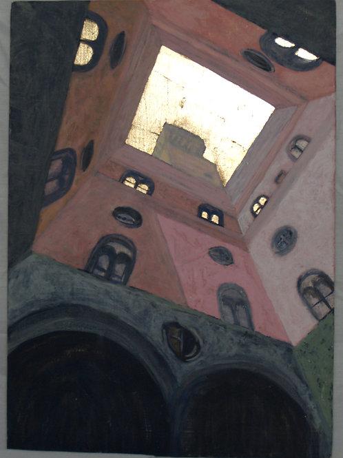 Dawn Over the Museo di Palazzo Vecchio
