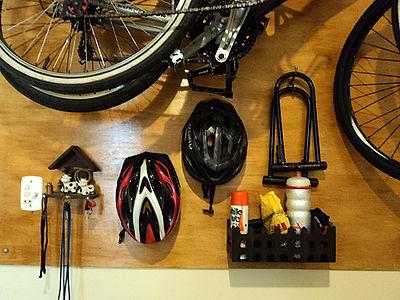 Detalhe Painel Bike