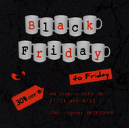 Ilustrações personalizadas - post Black Friday