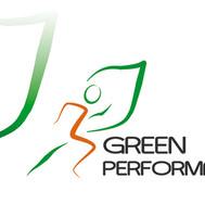 Green Performance Veganismo - Cartão frente
