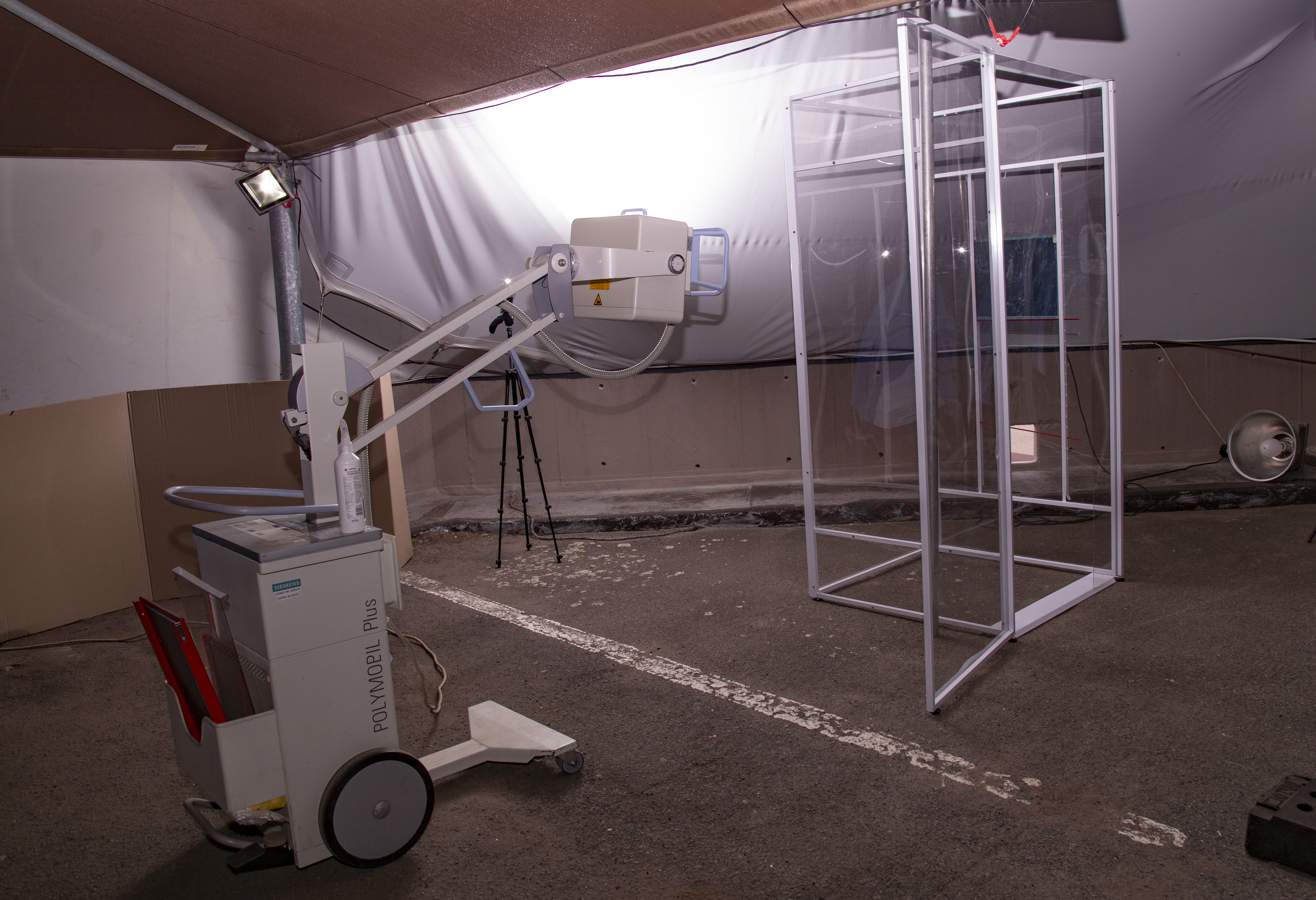 X-Ray Booth