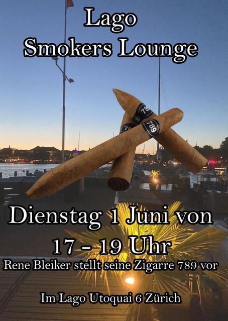 789er Zigarren Vorstellung bei Martin's Lago Smokers Lounge