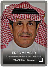 VCARE_7. Saleh Ibrahim Al-Shabnan EEREB
