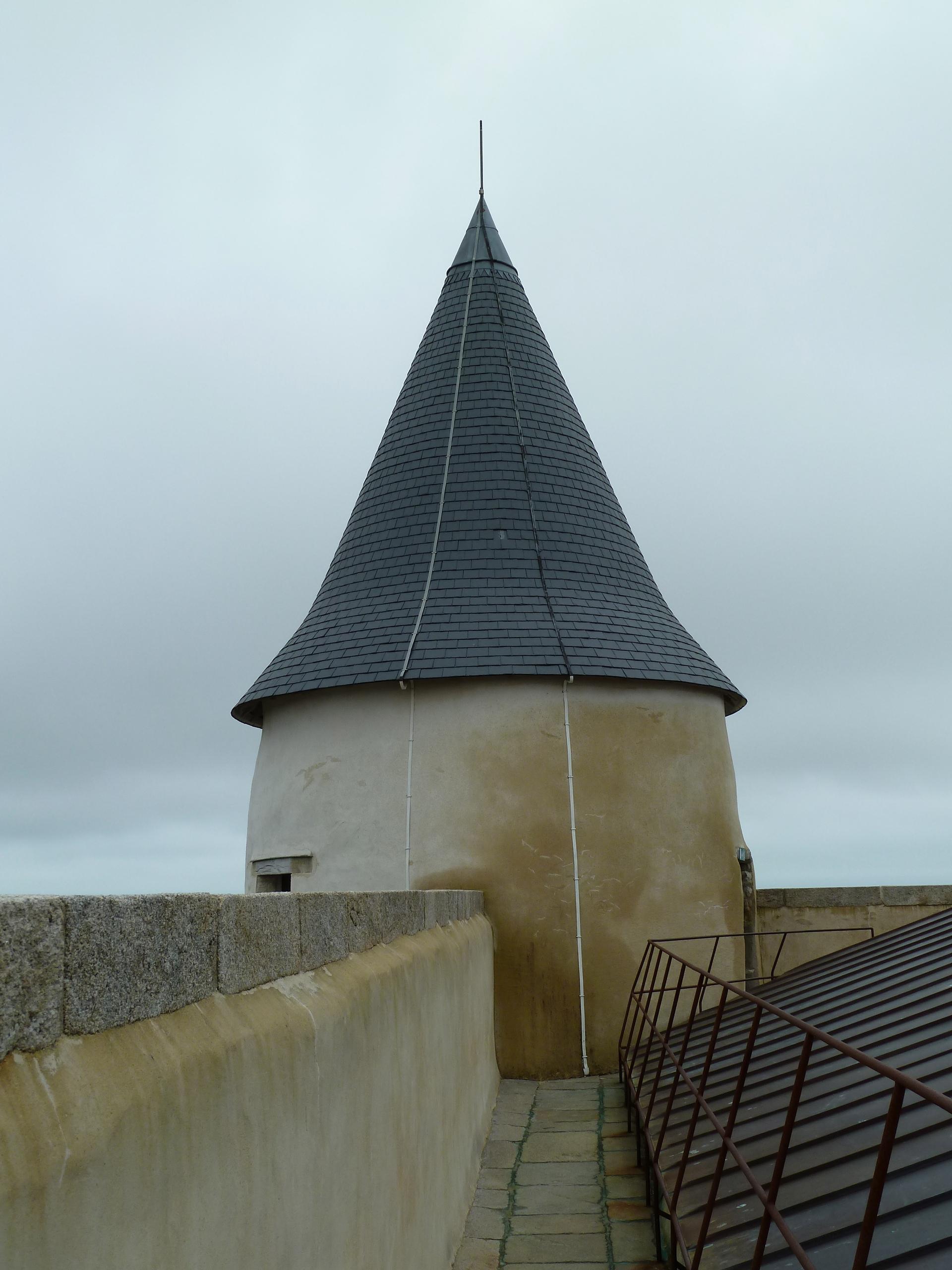 castello bretone