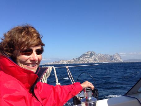 Emozione: il passaggio dello stretto di Gibilterra