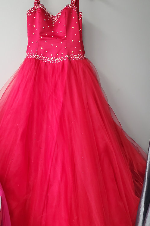 Formal Red Dress