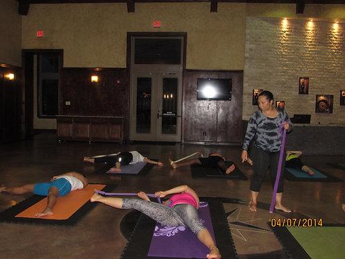 Sat Morning Core Yoga
