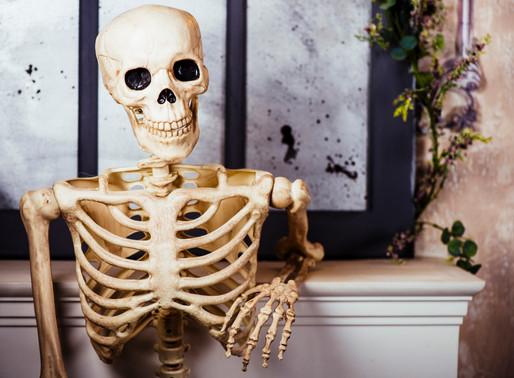 Um esqueleto