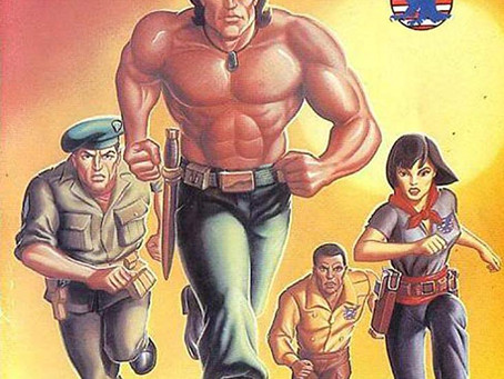 Rambo and the Forces of Freedom; Rambo et les Forces de la Liberté
