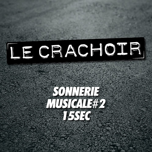 Sonnerie Musicale #2: 15 secondes