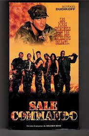 Soldier Boyz / Sale Commandos