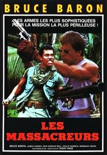 Hunter's Crossing / Les Massacreurs