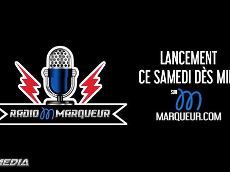 H2Owebmedia et H&L Media s'unissent pour lancer Radio Marqueur