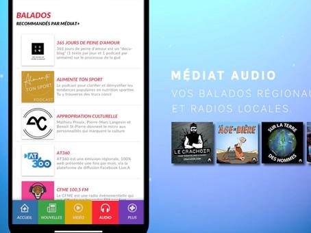 H2Owebmedia s'associe à MediAT+
