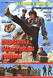 Turkish StarWars 1; Dunyayi Kurtaram Adam; Man who saved the World, The