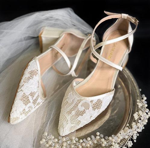 Mina Gelin Ayakkabısı
