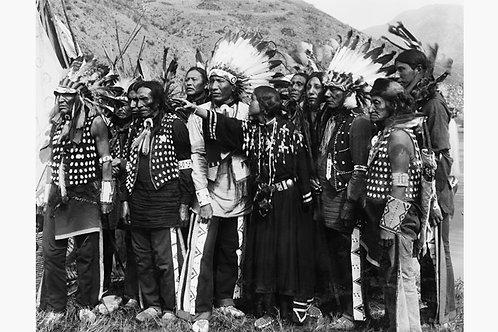 Vintage Indian Tribe