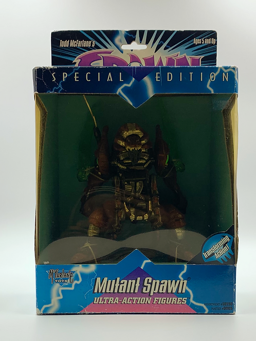 """Todd McFarlane's """"Mutant Spawn"""" Special Edition"""