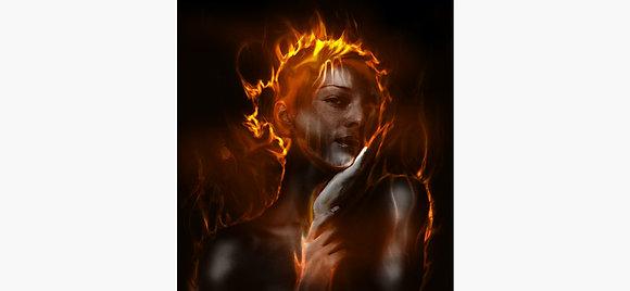 Lady on Fire