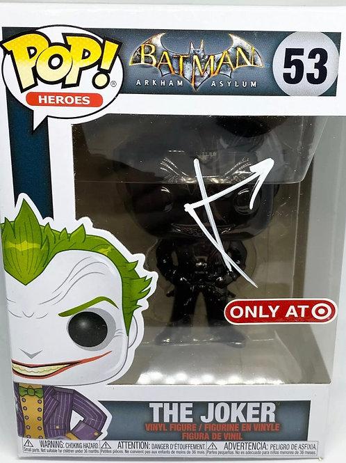 Jared Leto Signed/Autographed Funko Pop Batman The Joker COA