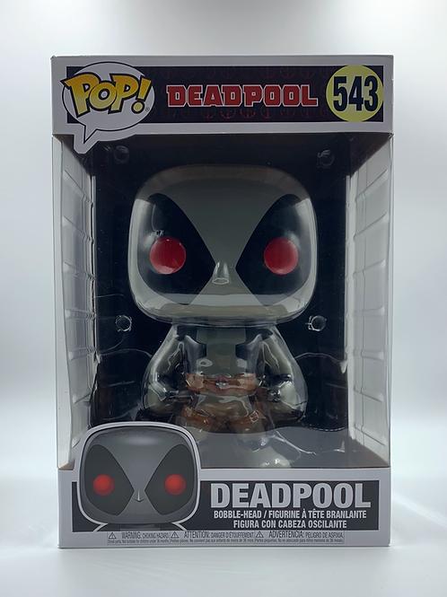 FUNKO POP! Deadpool Grey Two Swords 543