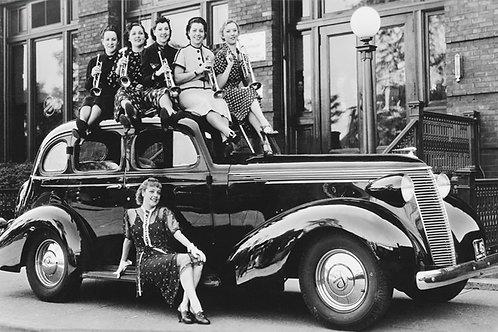Vintage Gals Band