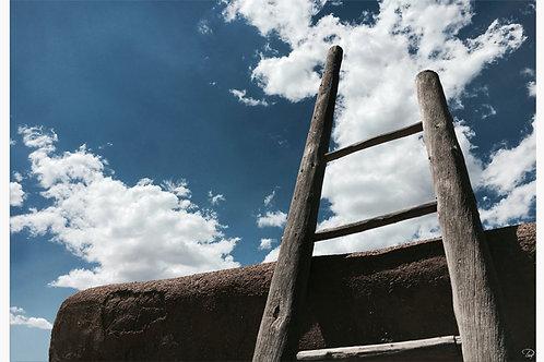 Adobe Ladder