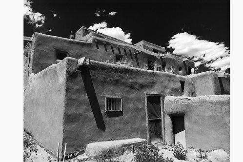Adobe House New Mexico