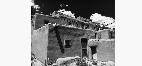 Adobe House New Mexico