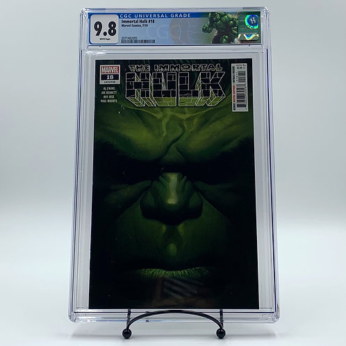 Immortal Hulk #18 CGC 9.8 Marvel Comics