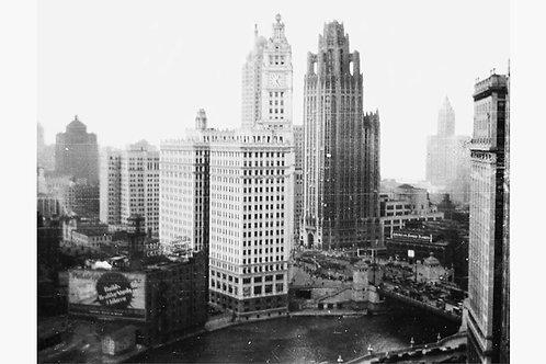 Chicago City Vintage
