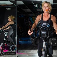 Cycle with Paula