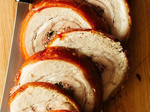 Porchetta De Pork Belly