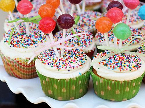 Cupcakes Mixtos