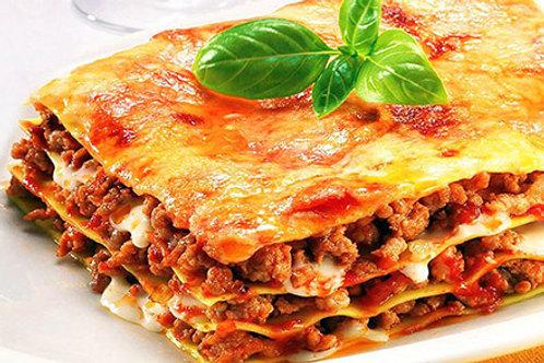 Lasagna De Res