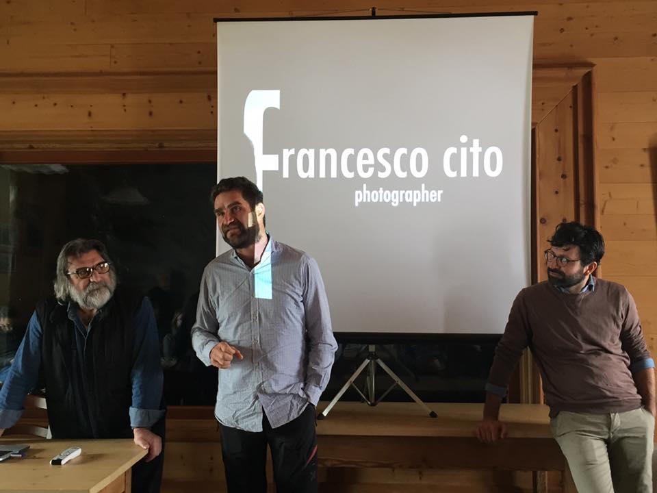 La presentazione di Francesco Cito