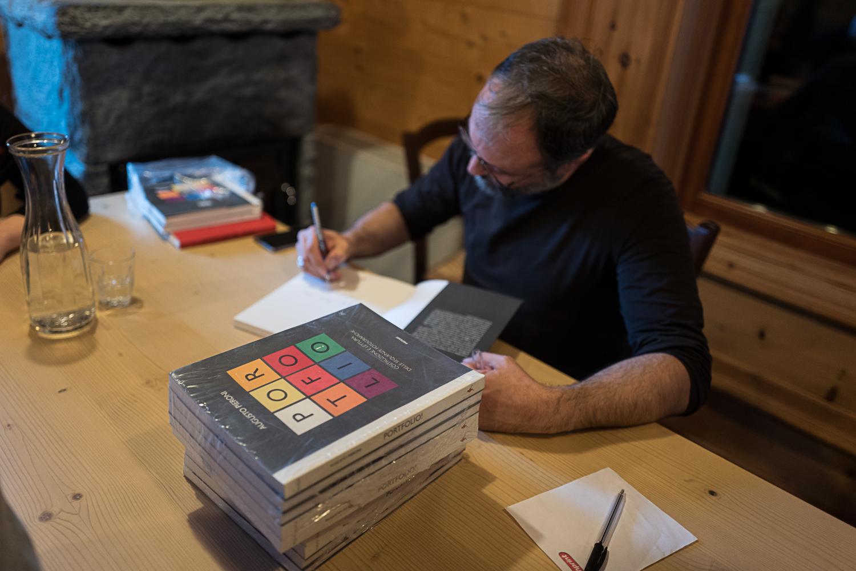 Portfolio, il nuovo libro di Pieroni