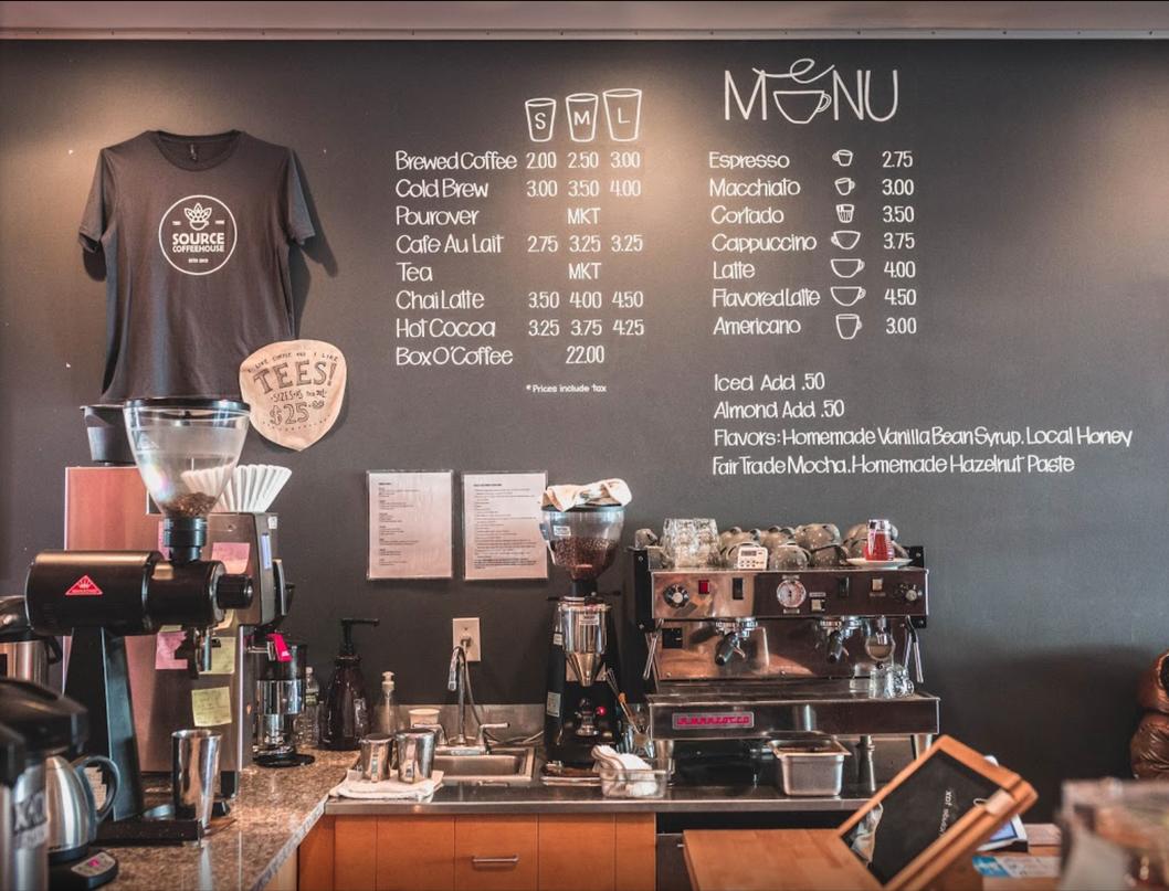 Source Coffeehouse
