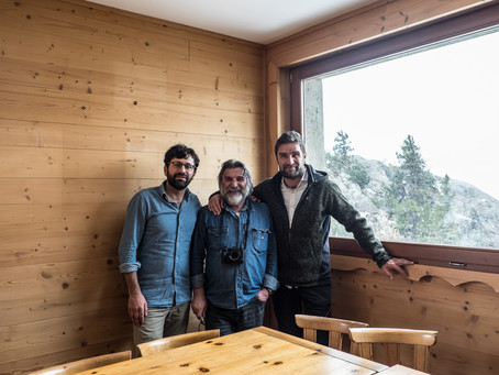 Grande weekend in Valtellina con Francesco Cito e Augusto Pieroni