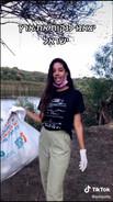 בנות מכינת צהלי בסרטון מבדר שיצרו תוך כדי פעילות ניקיון בטבע.   אפשר גם להנות וגם לנקות!   פעילות ניקיון יחד יכולה להיות משהו מגבש ומהנה לכולם.