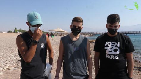 ניקוי חופים לאומי ערבית.mp4