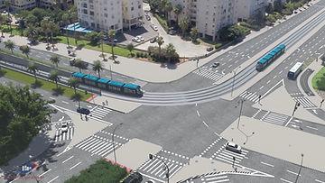 תחבורה עירונית-קו ירוק צפנוי בחירת ינון.