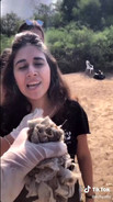 ראיון קצר עם בנות מכינת צהלי שיצאו לפעילות ניקיון בטבע.