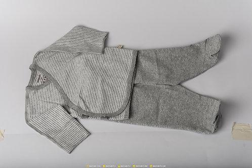 מעטפת ומכנס פסים